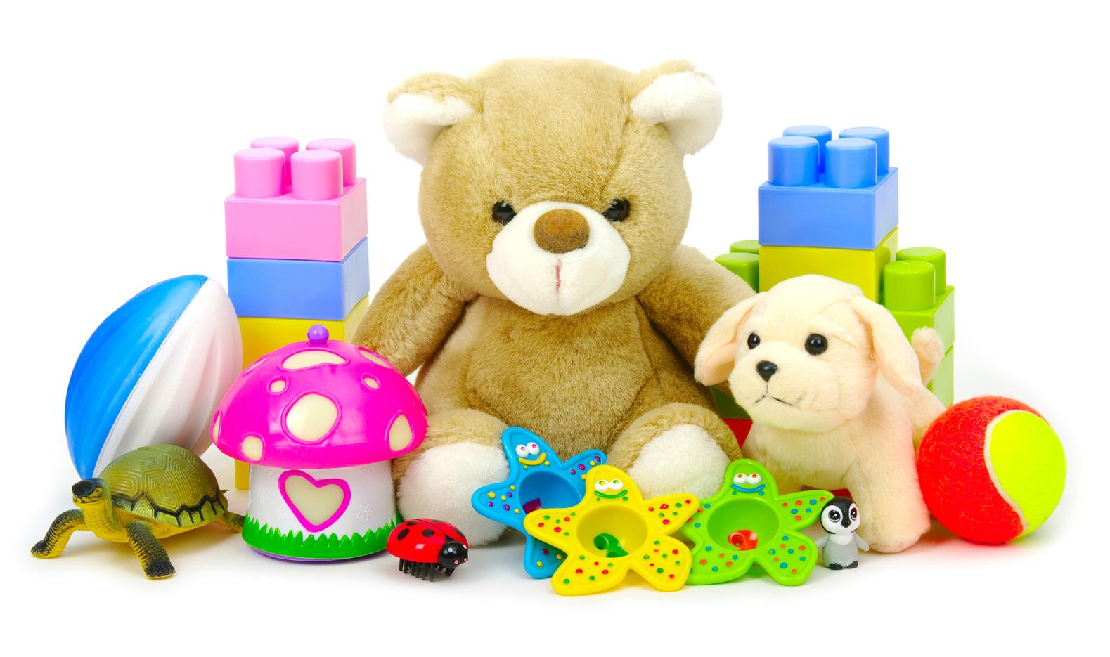 Рисунки и фото игрушек для детей