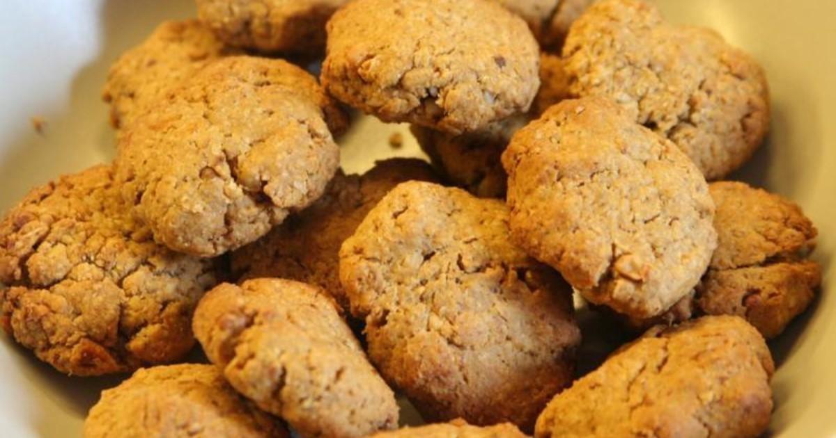 Диетические печенья в духовке рецепты фото